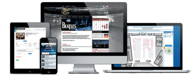 Sell Tickets Online and at your Box Office - White Label Tickets